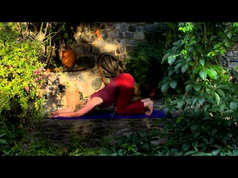 Yoga Backbend Flow  Lesvos English
