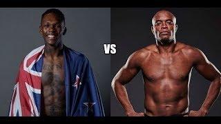видео: UFC 234 разбор боя Андерсон Сильва VS ?сраэль Адесанья
