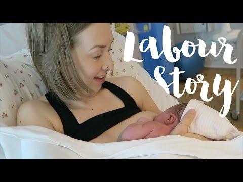 LABOUR & DELIVERY STORY | Rhiannon Ashlee