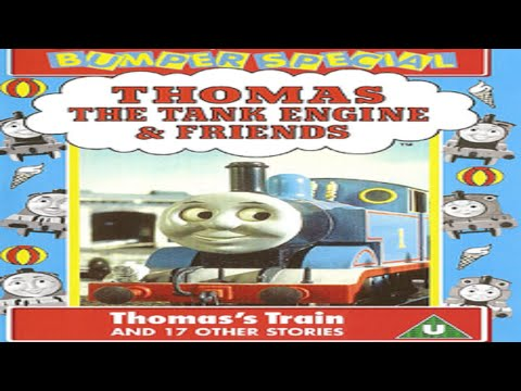 Thomas The Tank Engine & Friends: Thomas' Train & 17 Other Stories thumbnail