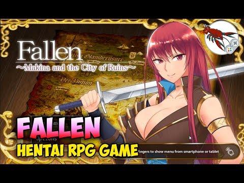Fallen - Final Fantasy для взрослых! (Перезалив)