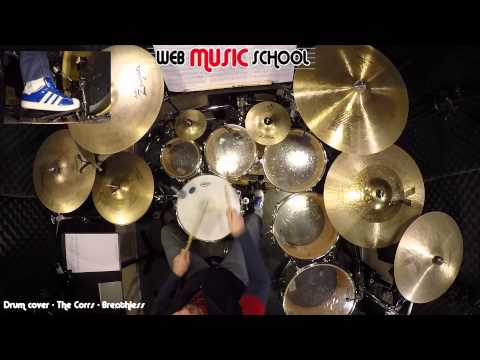 The Corrs - Breathless - DRUM COVER