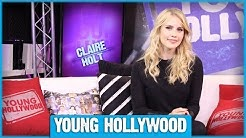 THE ORIGINALS Star Claire Holt Reveals Her Hidden Talents!