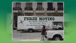 Long-Distance Moving | Jupiter, FL – Perez Moving & Storage