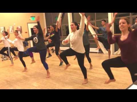 San Francisco Bhangra Club - First Open Practice 8/14/17