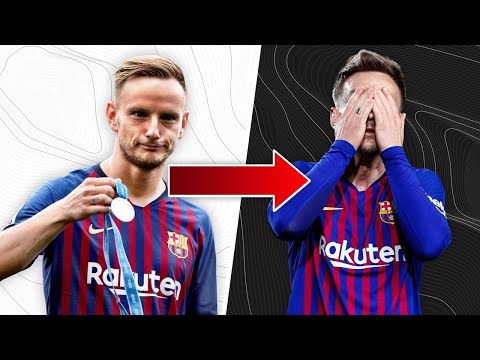 What The Hell Is Happening To Ivan Rakitić? | Oh My Goal
