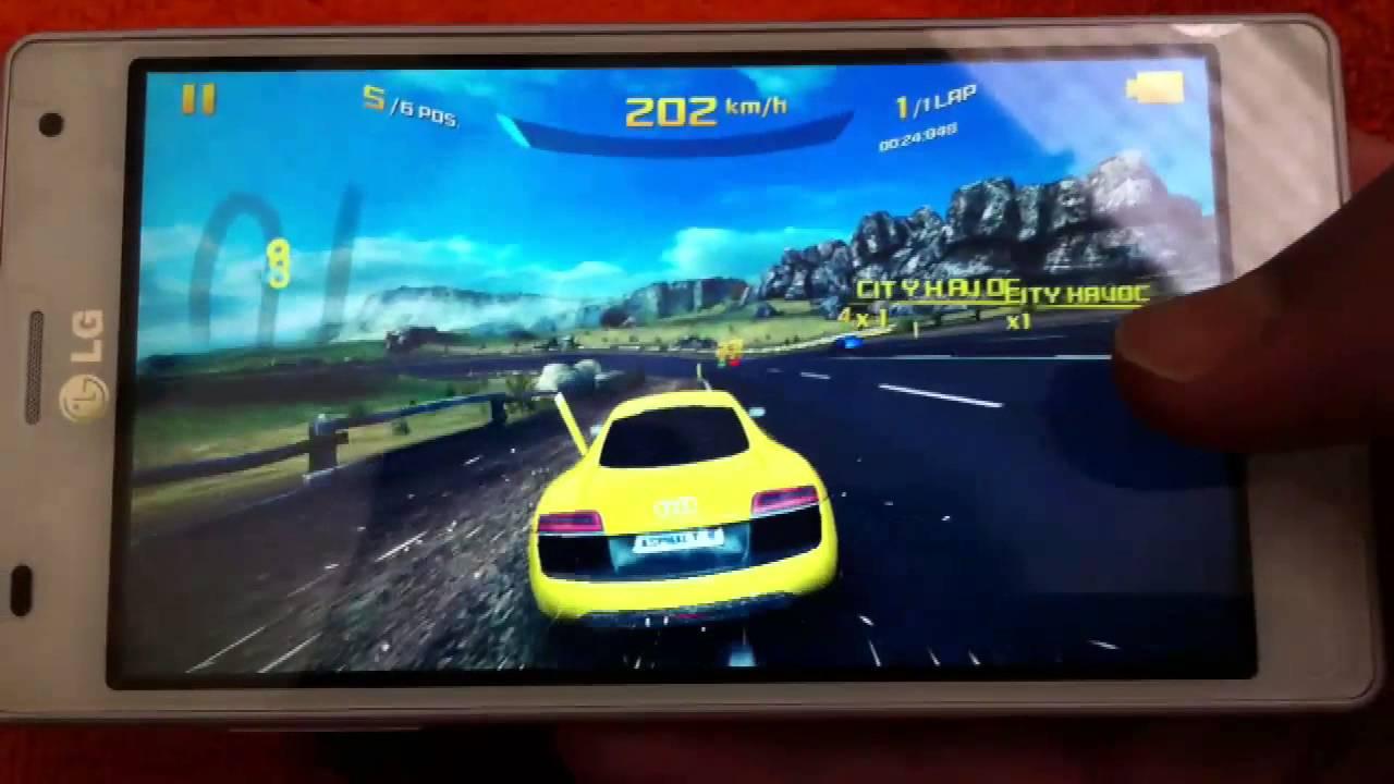 Lg optimus 4x hd asphalt 8 youtube - Asphalt 8 hd images ...