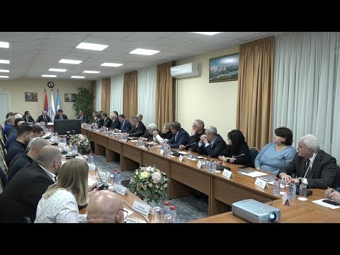 Совет директоров и руководителей предприятий Ворошиловского района