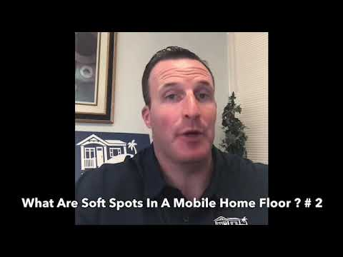 What Are Mobile Home Soft Spots? #2
