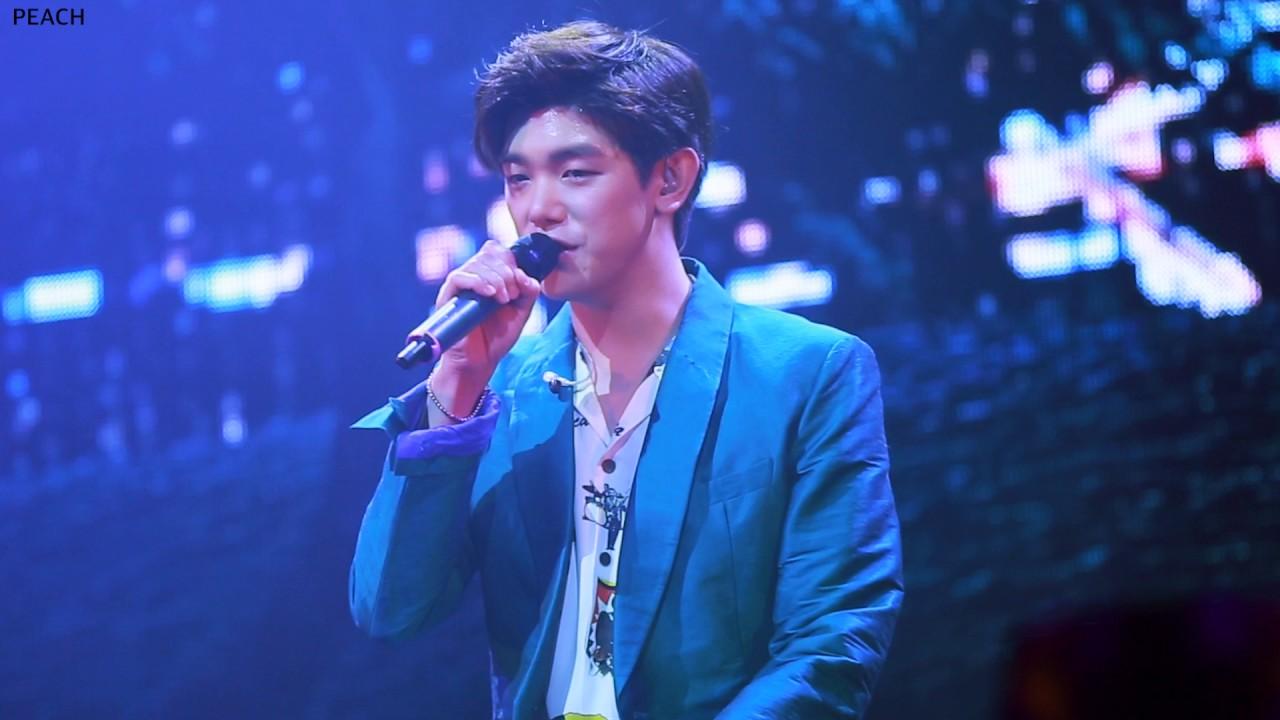 170722) 에릭남 -  你好不好 (cover) @ Live in Taiwan