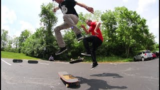 SKATE TRICK NEVER BEEN DONE!? 3