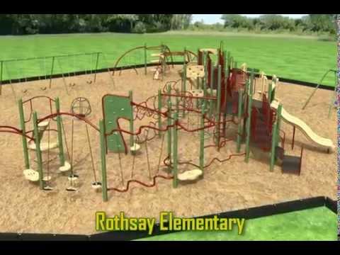 Rothsay Elementary School Playground