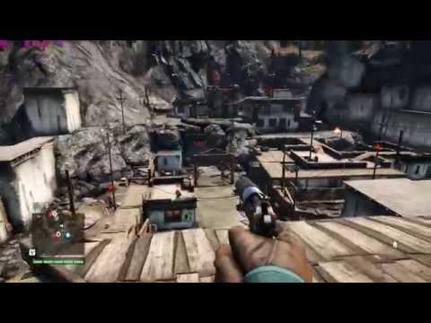 Far Cry 4 - 6P9 Fortress Conquest |
