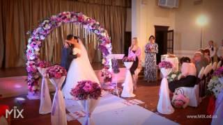 Очень нежный свадебный клип - Юля и Юра. Wedding music video.