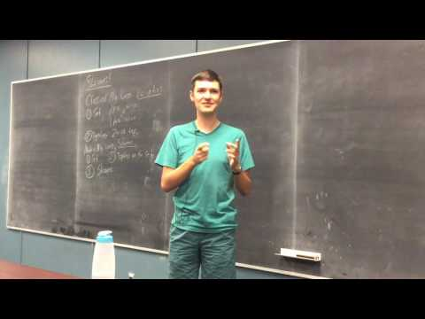 01. Algebraic geometry - Sheaves (Nickolas Rollick)
