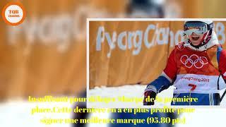 TQB CHANNEL || JO de Pyeongchang : Marie Martinod en argent au ski halfpipe