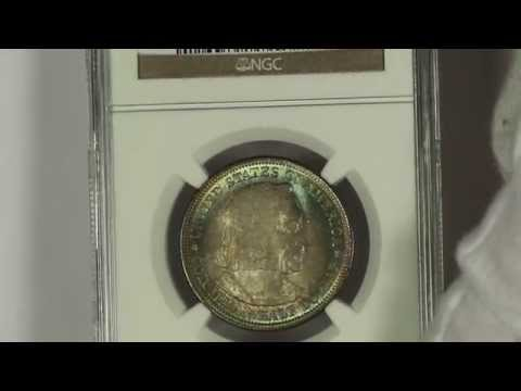 1893 Columbian Expo Commemorative Half Dollar NGC MS67+ One Of The Finest Known
