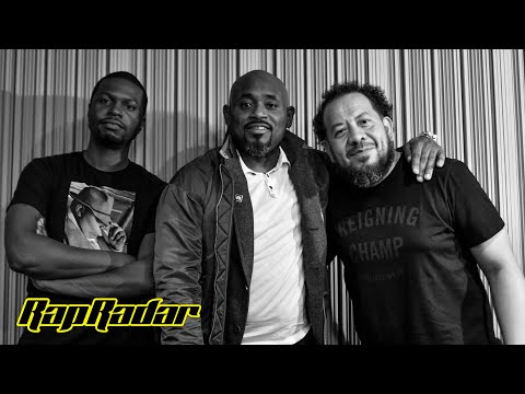 Rap Radar Podcast: Ep 14 - Steve Stoute, Part 1