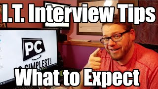 Download Information Technology Interview Tips - The Interview Mp3 and Videos