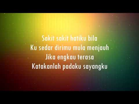 Azarraband - cuma ada kamu (lirik)