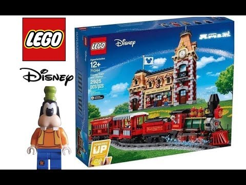 LEGO Disney Train and Station (71044) | first set image