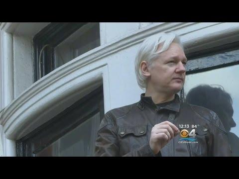 Sweden Drops Rape Investigation Into Wikileaks Founder Julian Assange