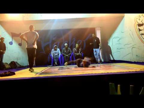 Czar vs Anthony Top 16 Bboying 1 on 1  Egypt Battle 2017