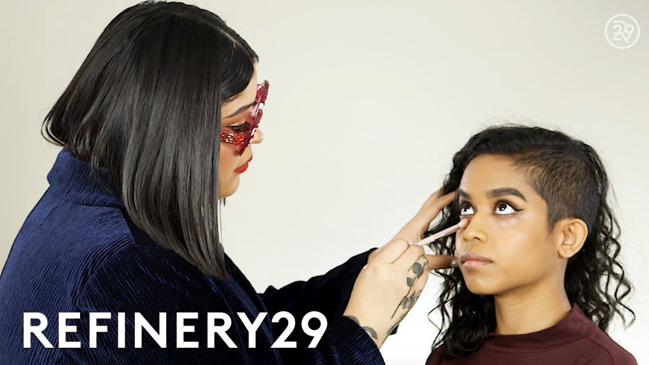 We Try Fenty Concealer On 3 Dramatically Different Skin Tones   Refinery29
