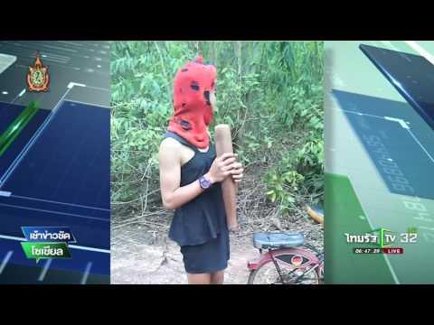 ฮากลิ้ง สาวสองบ้านนาสวมบทนักข่าว | 16-06-59 | เช้าข่าวชัดโซเชียล | ThairathTV