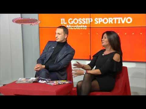 Il gossip sportivo di Nicolette - Puntata del 20/11/2017