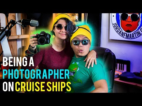 Being a Photographer on a Cruise Ship | Ship Life