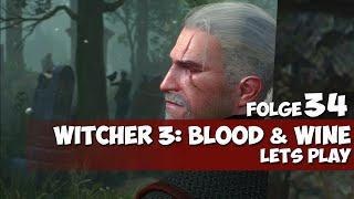WITCHER 3: BLOOD & WINE #34 - Drüse oder Leben ★ Let's Play ★