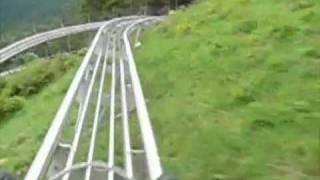 Die längste Sommerrodelbahn (Schwarzwald)