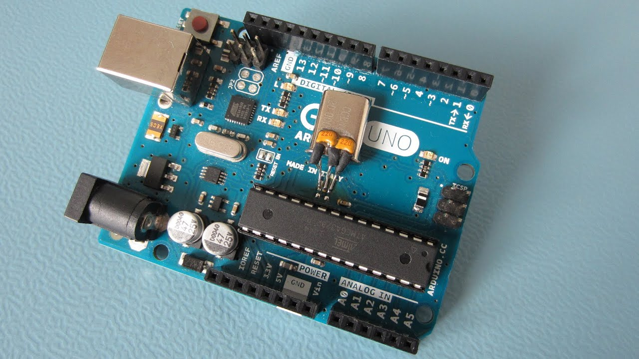 The 20MHz Arduino Uno and bootloader tutorial
