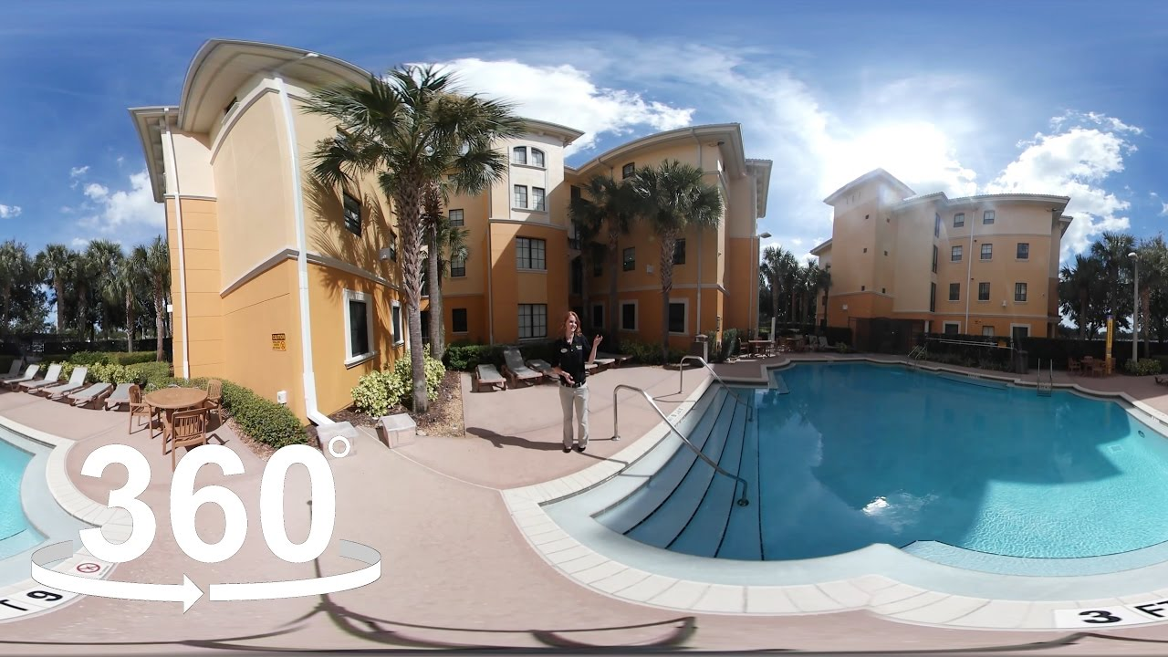 Ucf Housing Rosen Apartments Community On Campus