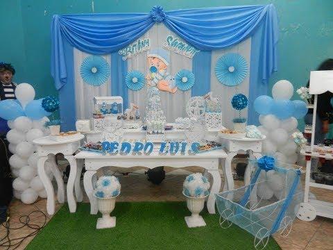 2018 - Decoracion Baby shower - Candy  Bar