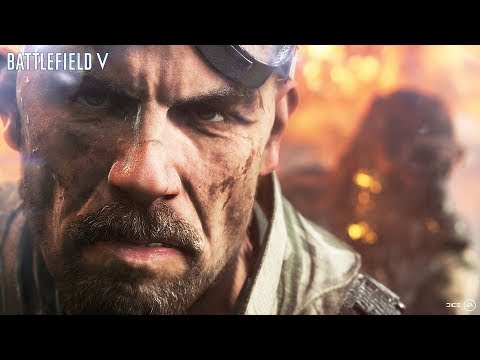 Battlefield V || Full Release || 1080p 60||  PC Gameplay || Dice Studio || EA Games thumbnail