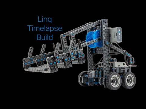 VEX IQ Linq - Timelapse Build - YouTube