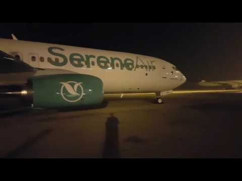 Serene Air #Pakistan New Airline first official video :
