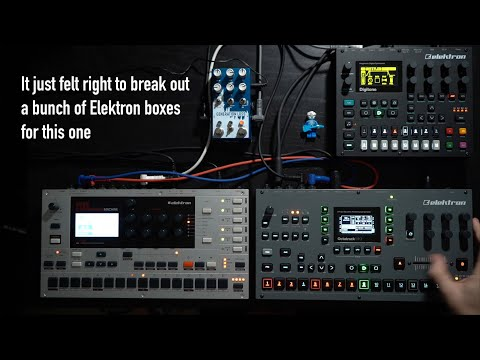 Live hardware jam (a collaboration with a member of Elektron!)