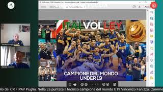 02-05-2020: 2a puntata CQR Allenatori Live con Vincenzo Fanizza