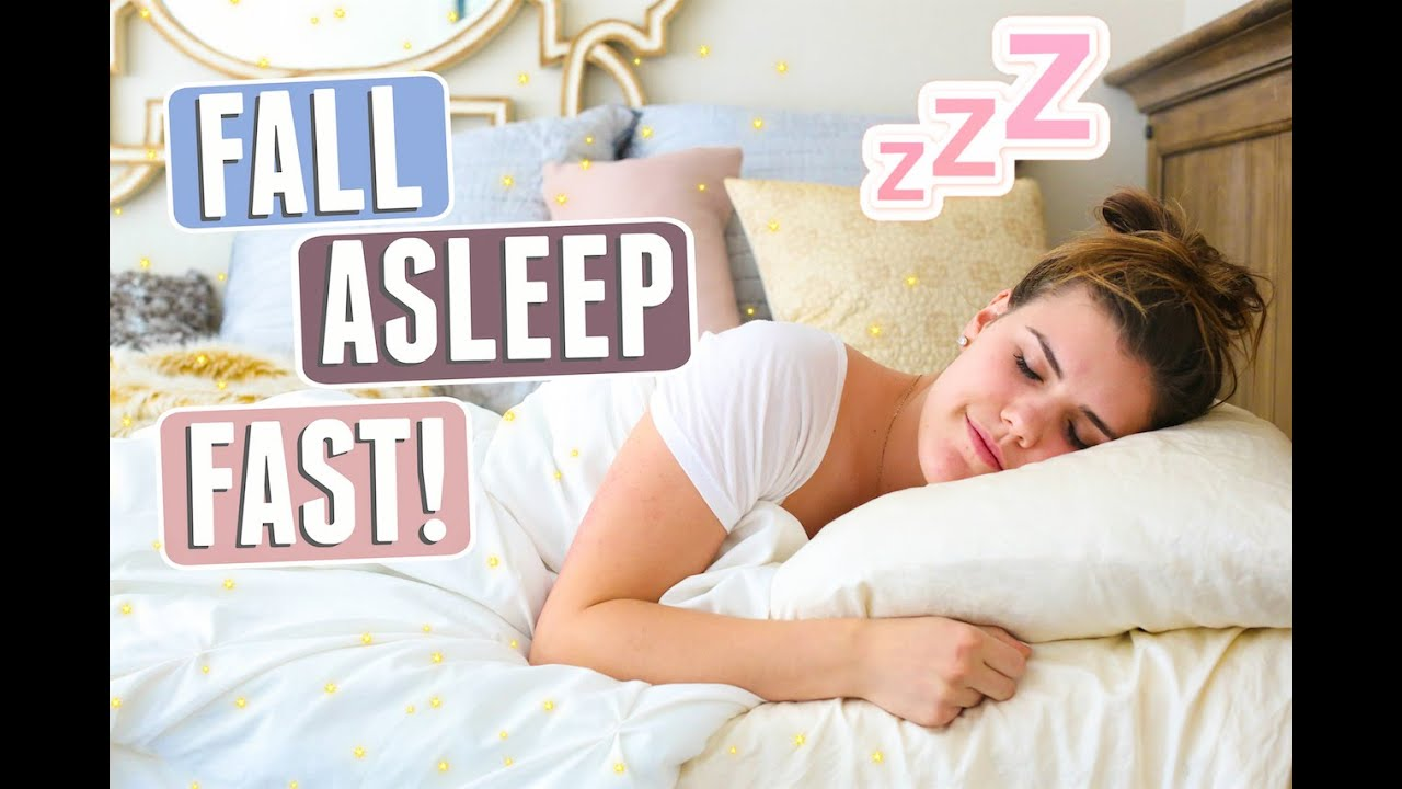 Watch 7 Ways to Fall Asleep Faster video