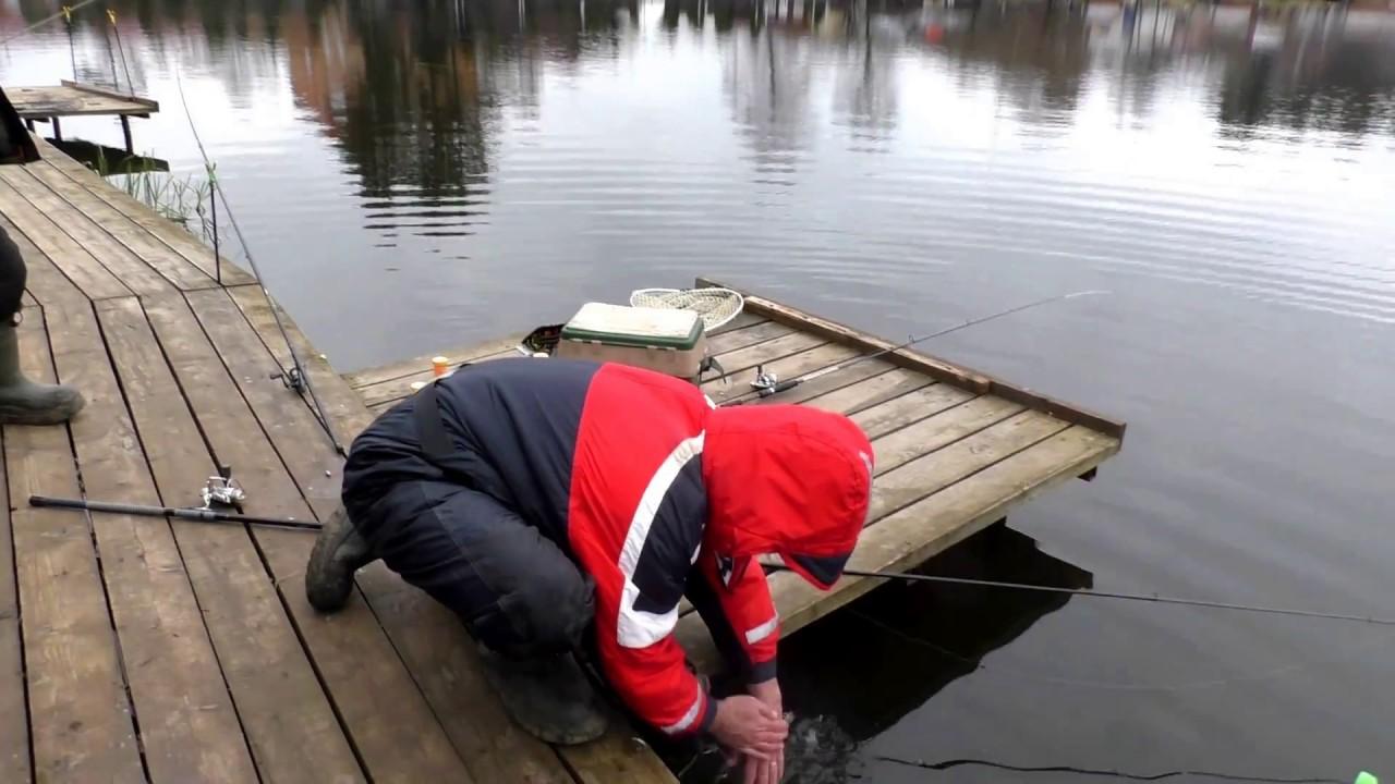 рыбалка на белом озере вологодская область видео