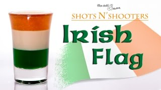 How to make an Irish Flag Shooter