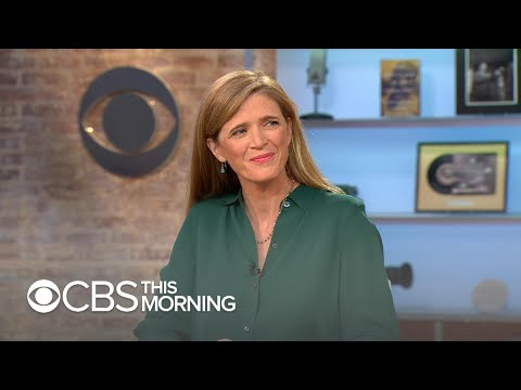 """Former UN Ambassador Samantha Power: """"It&39;s going to be very hard to recover"""" from the Trump era"""