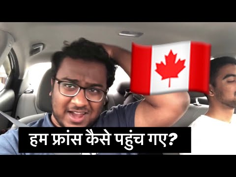 QUEBEC CITY HINDI TRAVEL VLOG | Is This Canada Or Europe? | A Must Visit