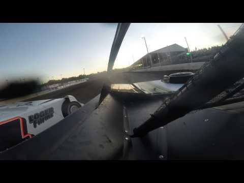 Rock Rapid Speedway Heat 2015 Ben Schaller Malvernbank.com SLMR