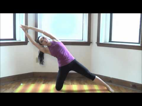 Uh-Oh! Obliques ULTIMATE Pilates Workout