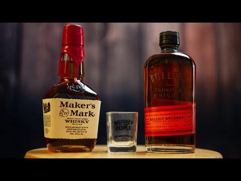 Maker's Mark V.S. Bulleit