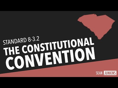 The Constitutional Convention (8-3.2)